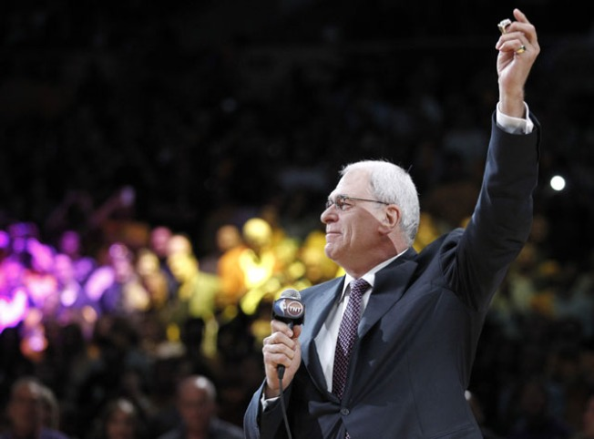 Phil Jackson: This Really Is It
