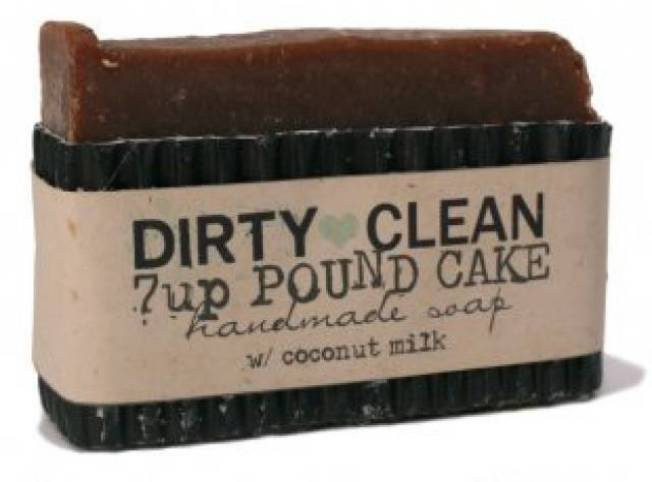 Dirty Clean Soap
