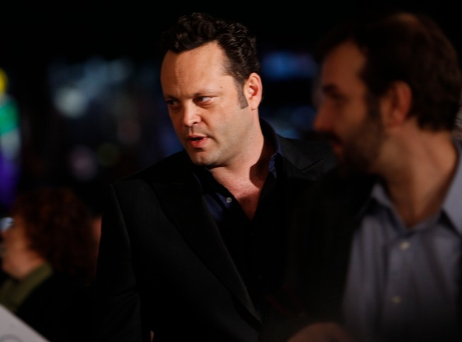 Move In With Vince Vaughn*