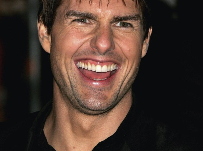 "Christian Bale Based ""Psycho"" on Tom Cruise: Director"