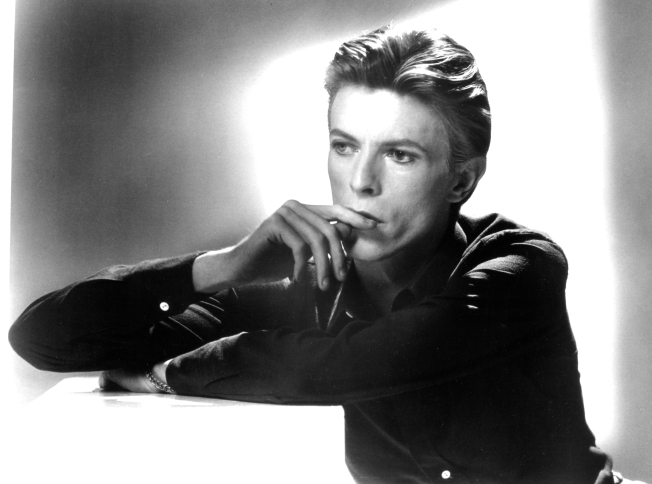 Celebrate Bowie's Birthday at The Burlington