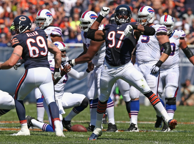 Packers vs. Bears: Five Bears Players to Watch Sunday