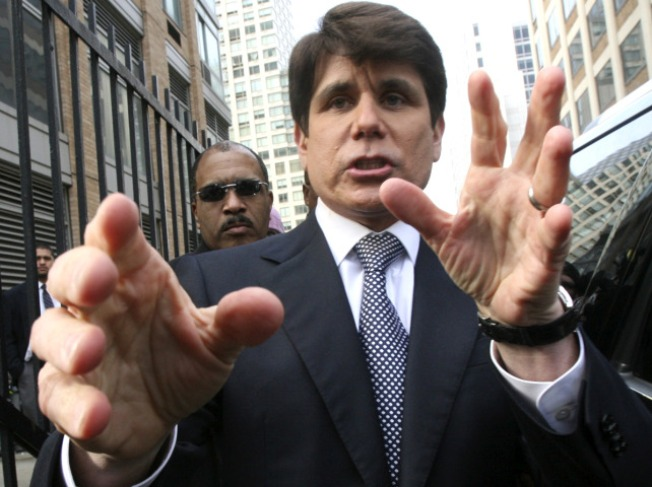 Listen to Blagojevich Talk About Elvis