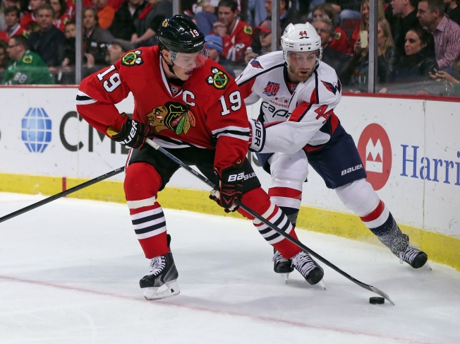 Bowman, Toews Weigh in on Potential Blackhawks Cap Crunch