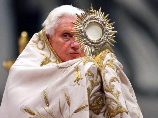 Pope Benedict XVI Faces Criticism Over Molestation Cases