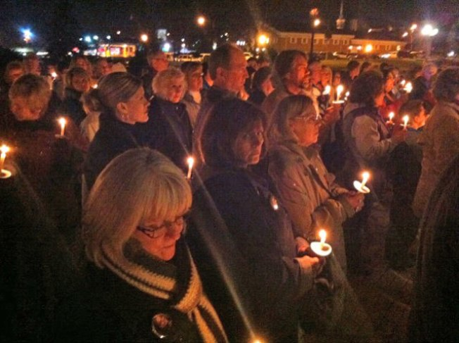 Vigils for Victims' Rights Held Hours After Killer's Parole