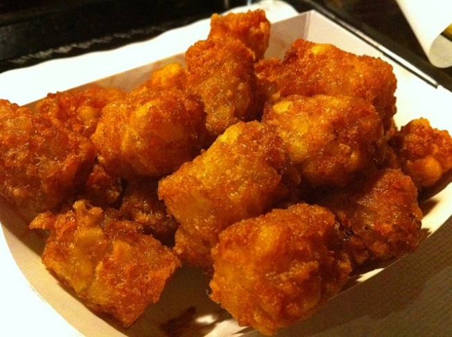 Tater Tots Take Center Stage