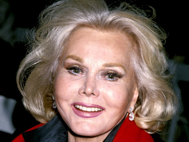 Actress Zsa Zsa Gabor Hospitalized With Blood Clot