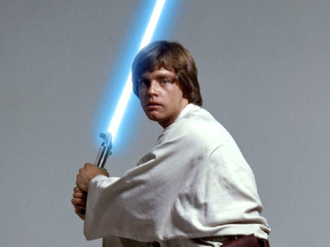 "Lucas Strikes Back Over ""Skywalker"" Name"