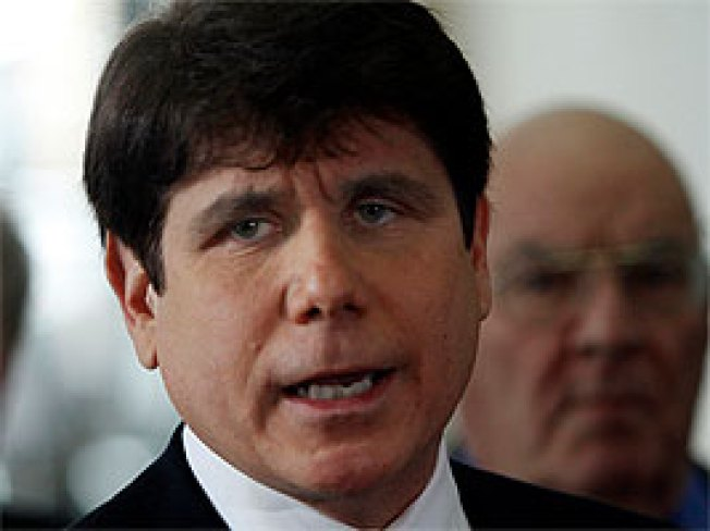 WATCH LIVE: Blagojevich to Speak