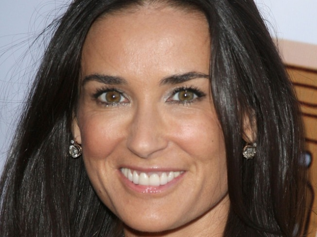 """Demi Moore on """"W"""" Cover Controversy: """"I Don't Have Any Hips!"""""""