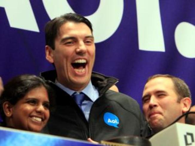 AOL Chief Shows Interest in Running Yahoo: Report