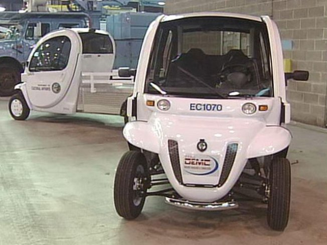 Get Ready to Pimp Your Golf Carts, Chicago
