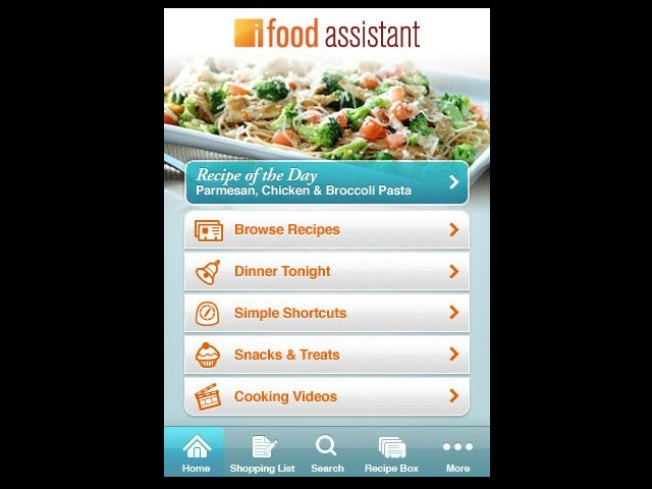 Kraft App Aids Culinary Inept