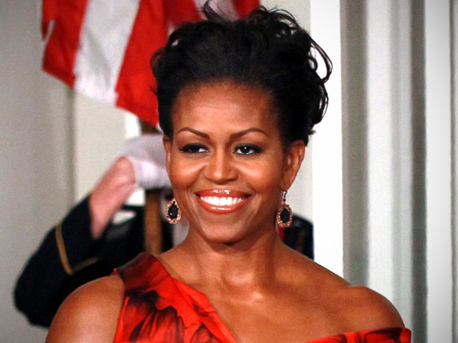 "Michelle Obama: ""Women, Wear What You Love"""