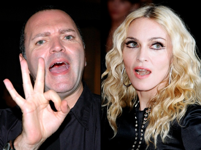 Madonna's Bro: The Boy Toys Are a Little Creepy