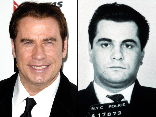 John Travolta to Play John Gotti in Mob Scion's Movie