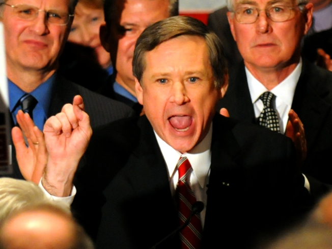 "Mark Kirk Backs Off ""Repeal"" Charge"
