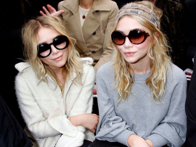 Olsen Twins Go Serious With The Row's Style