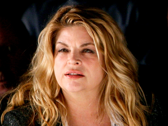 "Kirstie Alley: ""I've Lost Over 50 lbs"""