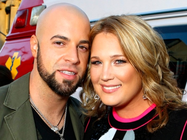 Chris Daughtry, Wife Expecting Twins Via Surrogate