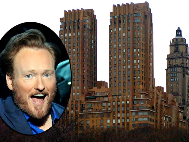 Conan Sells Luxury Apartment for Nearly $30M