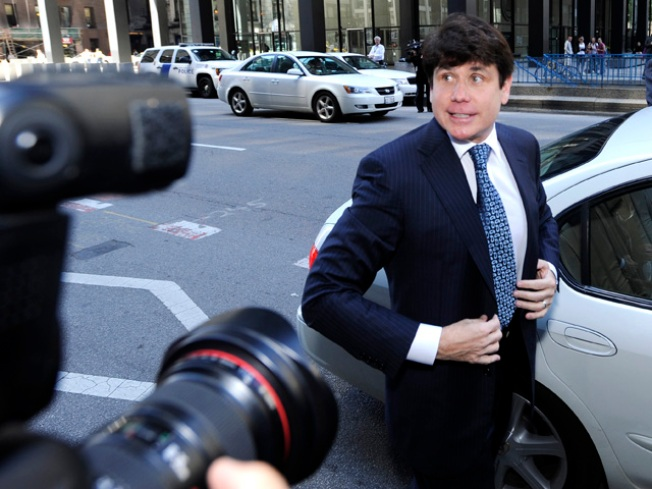 """Blagojevich Prosecution: """"Talking is the Crime"""""""