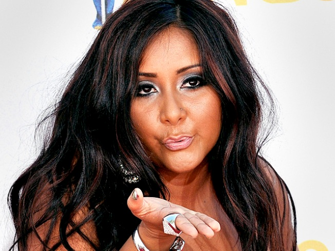 "Snooki: ""Jersey Shore"" ""Will Be In The Dictionary"""