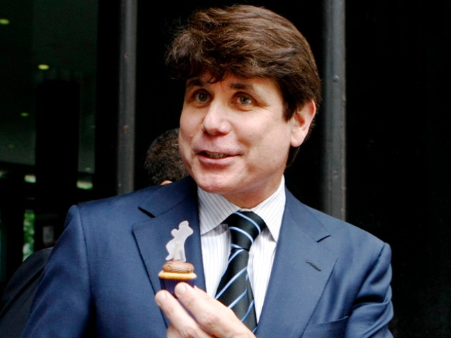 One Month of Blagojevich