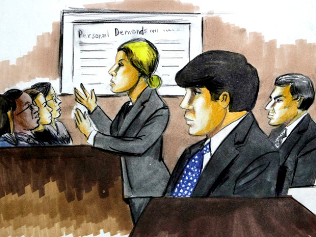 Blago Trial:  Thrills, Spills and Sandwiches