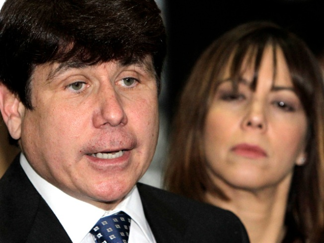Blagojevich's Entourage Connection