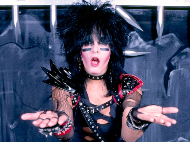 Rocker Nikki Sixx Battles Facebook
