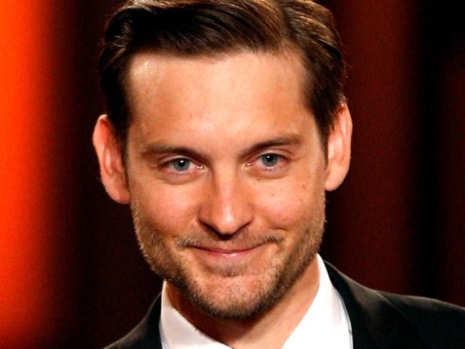 Tobey Maguire Discusses 'Hobbit' Casting Rumors