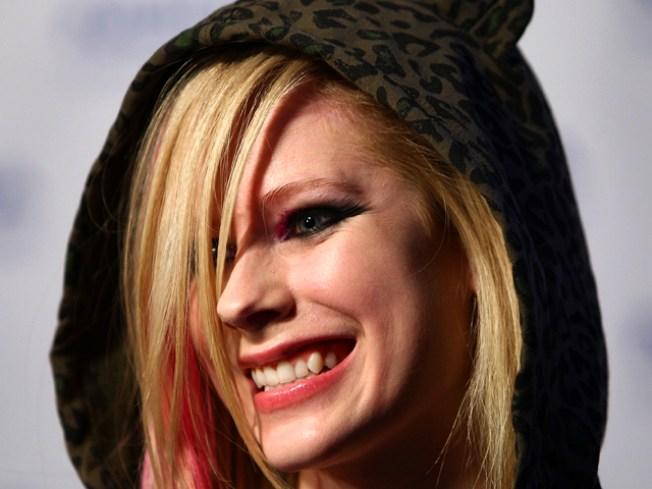 Avril Lavigne And Rocker Whibley Finalize Divorce