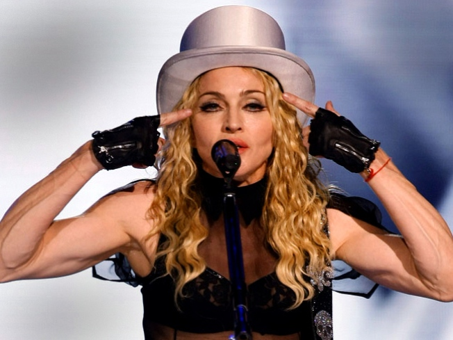 Madonna to Launch Fitness Chain
