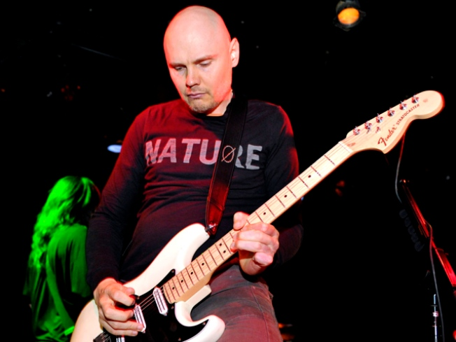 Smashing Pumpkins Plan Late Summer Album