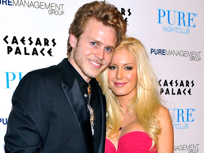 Spencer Pratt, Heidi Montag Talk Reconciliation