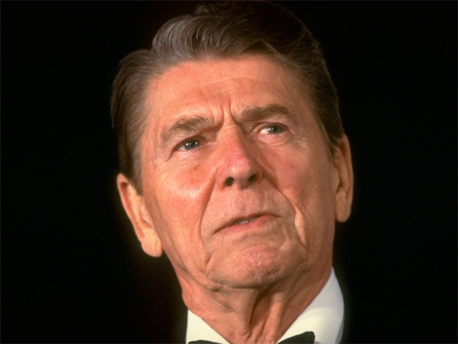 Ronald Reagan Is Dead. Someone Tell Glenn Beck.
