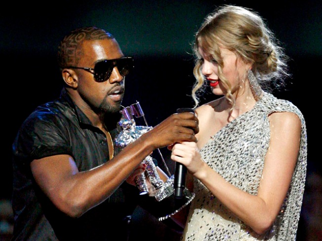 Spoofs of Kanye West Outburst at MTV Awards Go Viral