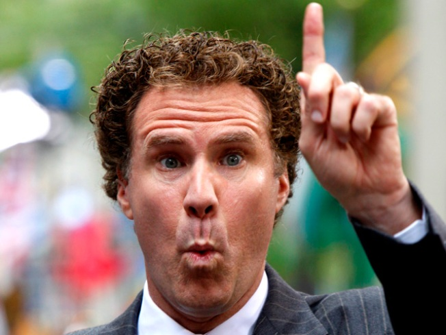 "Will Ferrell Dubbed Hollywood's ""Most Overpaid Star"""