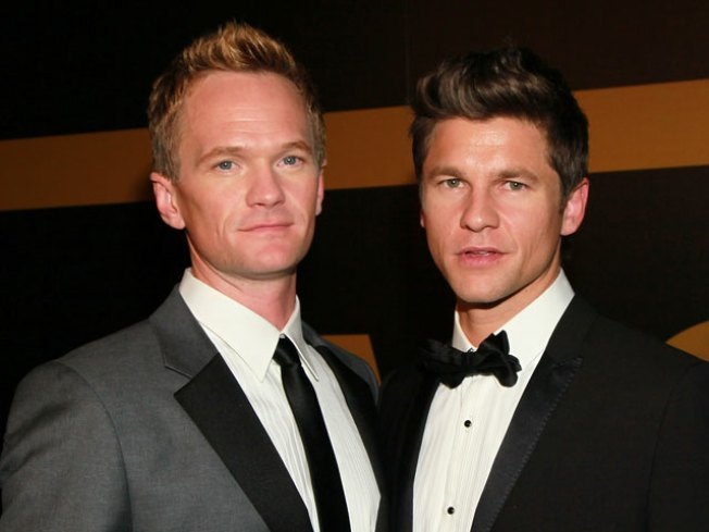 Neil Patrick Harris & David Burtka Talk Twins