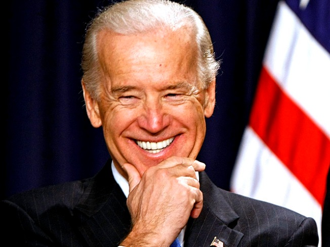 Biden: Patron Saint of House Freshman