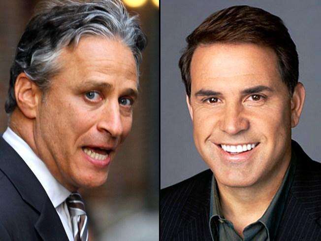 Jon Stewart Has Last Laugh on Rick Sanchez