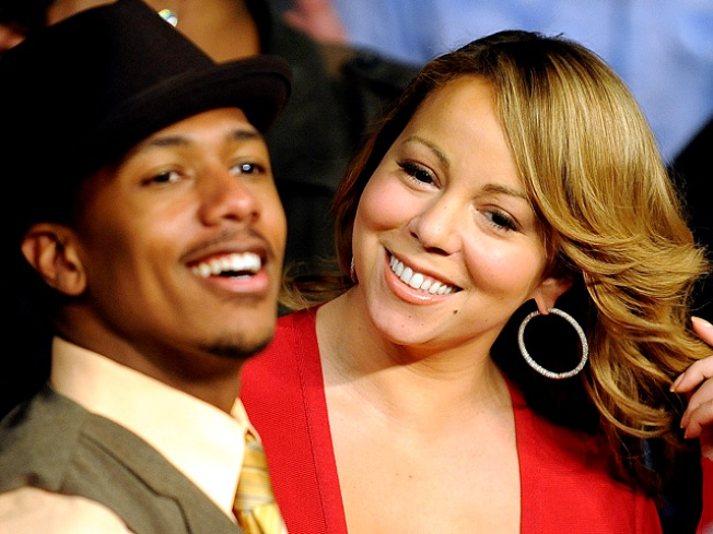 Obamas Get Scoop: Twins for Mariah Carey, Nick Cannon