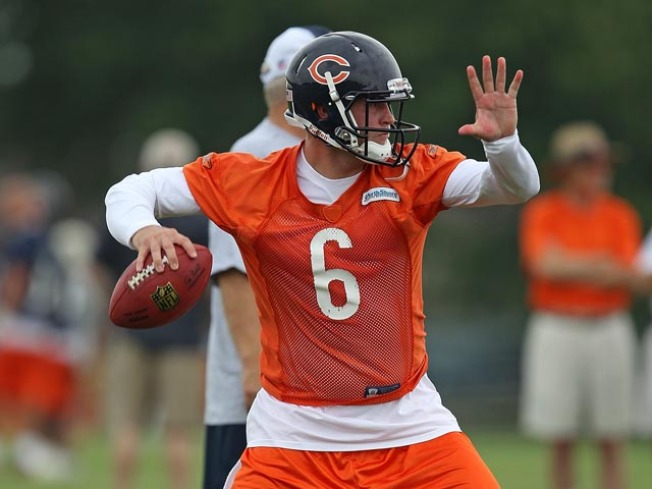 Eight Things You Might Not Know About the Bears QBs
