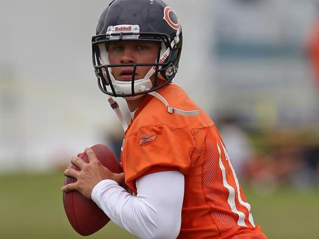 QBs to Bears: Show Me the Money