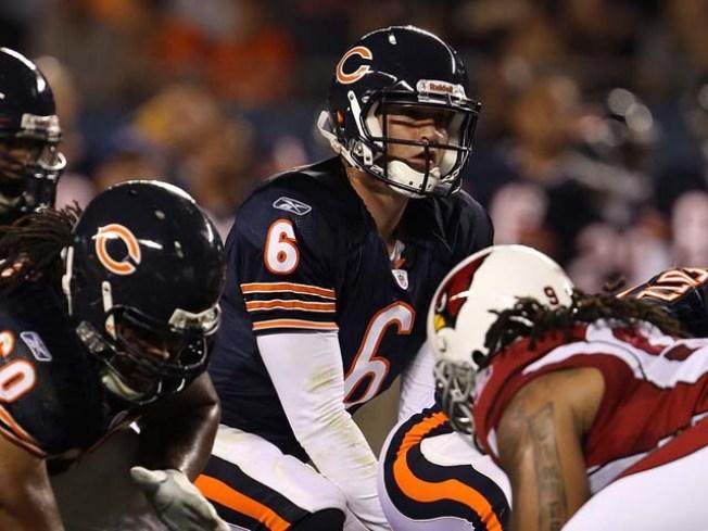 Score: Bears 10, Rams 3