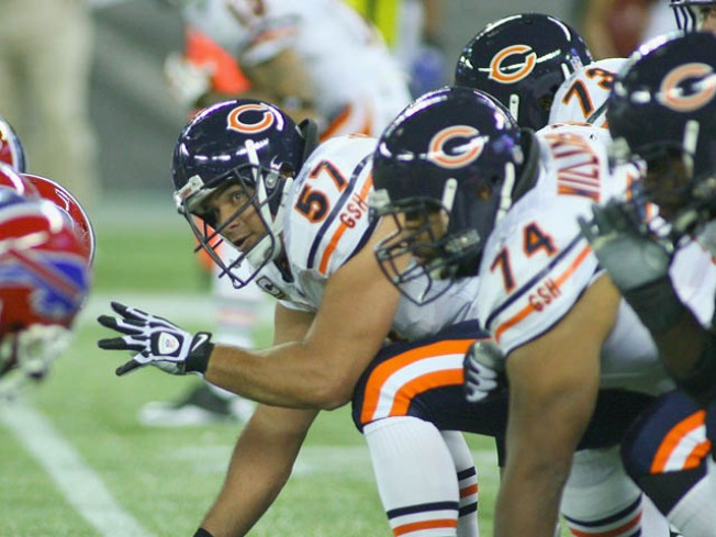 Cutler Thinks O-Line Has Found Its Groove