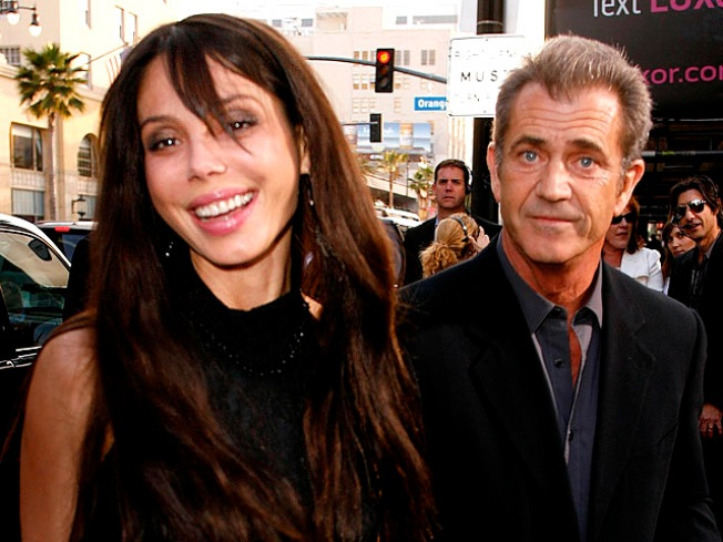 Report: Mel Gibson Welcomes Eighth Child