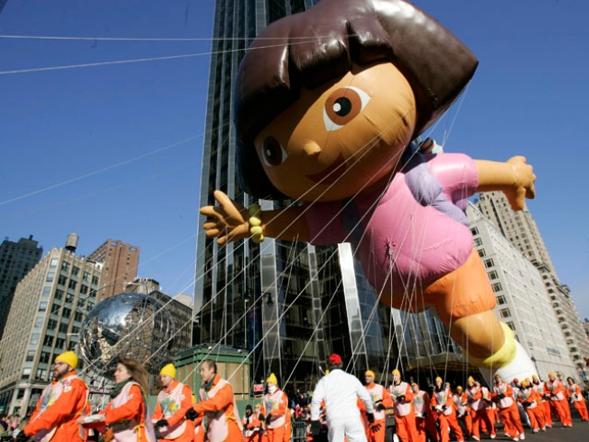 """Dora"" Drops Lawsuit Against Nickelodeon"